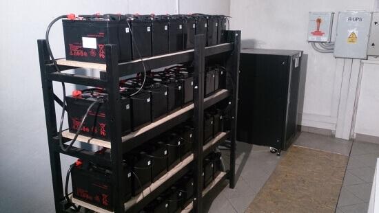 System zasilania gwarantowanego w TVP Lublin
