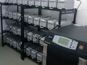 UPS Cover NH 60 kVA z zestawem baterii – Sąd Rejonowy w Lublińcu
