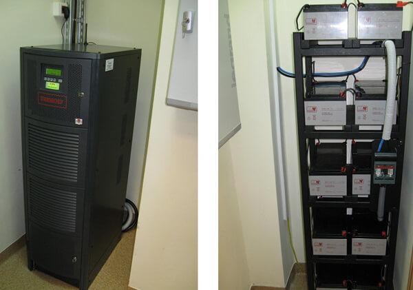 UPS Meta – Jednostka rządowa w Warszawie