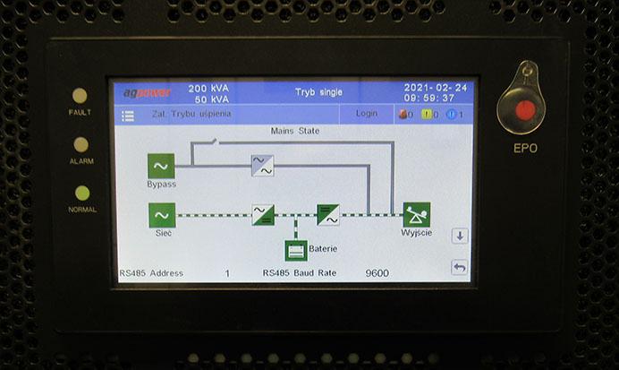 UPS Agpower ETX HM 200